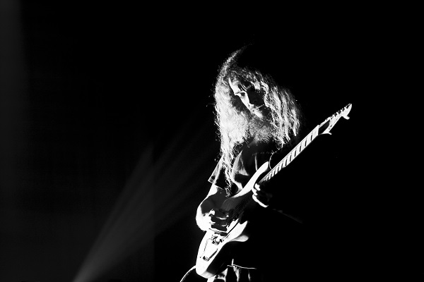 GUTHRIE GOVAN Master Class Clinic tour July 2014