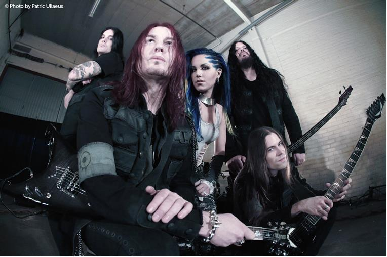 ARCH ENEMY – announces new singer