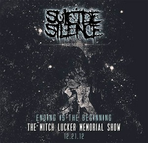 "SUICIDE SILENCE – release video for ""You Only Live Once"" featuring: Randy Blythe – Lamb Of God"
