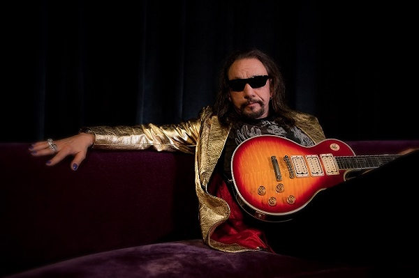 Ace Frehley Announces Album Title & Street Date
