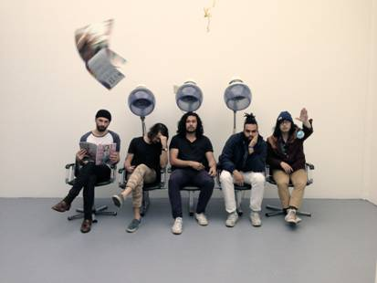 GANG OF YOUTHS Back In Australia And On The Road – New Single Poison Drum Out May 1st