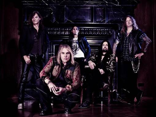 HELLOWEEN: back home again and with a new contract with Nuclear Blast