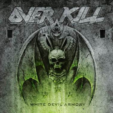 OVERKILL cover artwork & track listing of 'White Devil Armory' unveiled