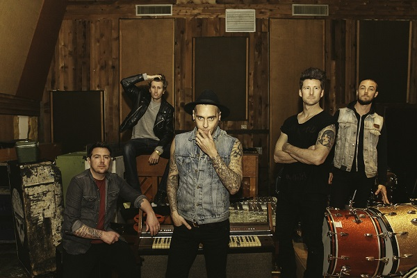 ANBERLIN release new video for 'Stranger Ways'