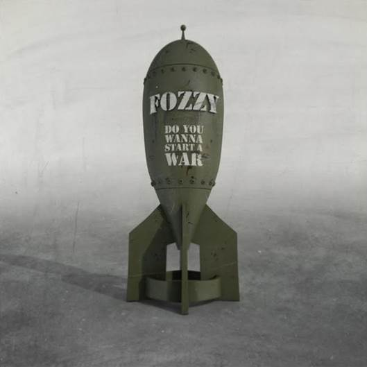Fozzy – Do You Wanna Start A War