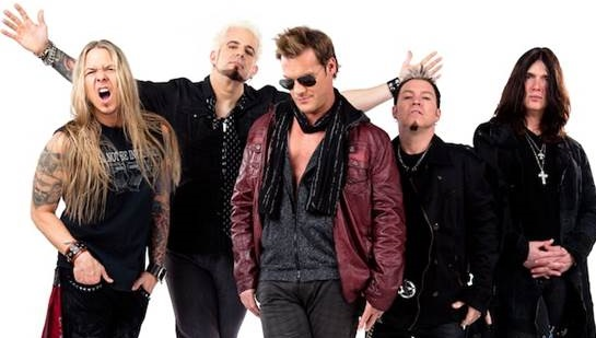 FOZZY 'Do You Wanna Start A War' Album Details Revealed