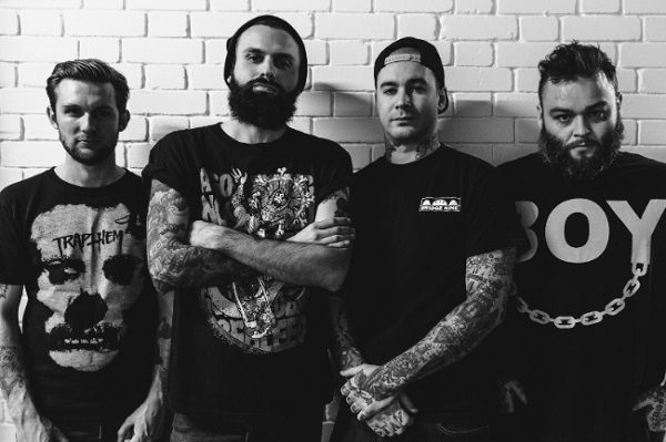 GALLOWS release new video for 'Chains'