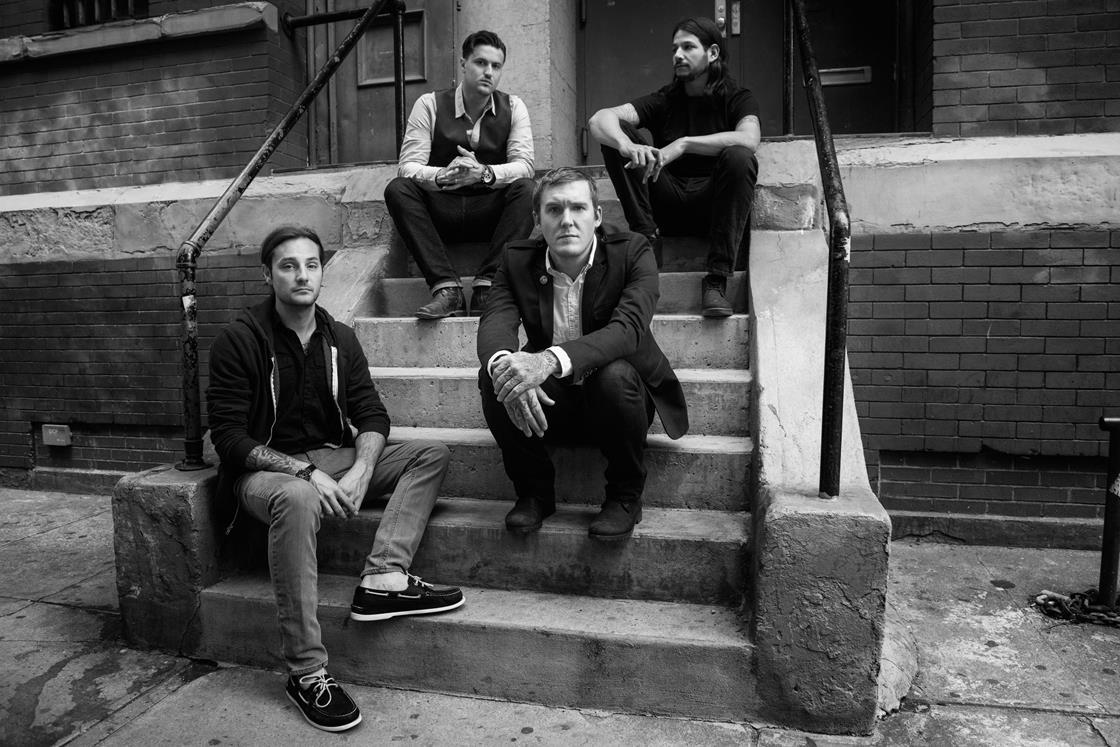 THE GASLIGHT ANTHEM Announces new album 'Get Hurt'