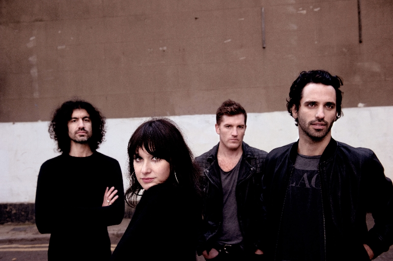 HOWLING BELLS Announce a Heartstrings Homecoming