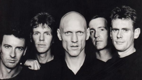 Rob Hirst of Midnight Oil