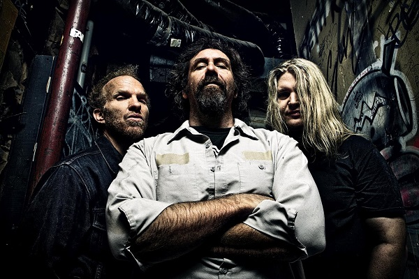 Woody Weatherman of Corrosion Of Conformity