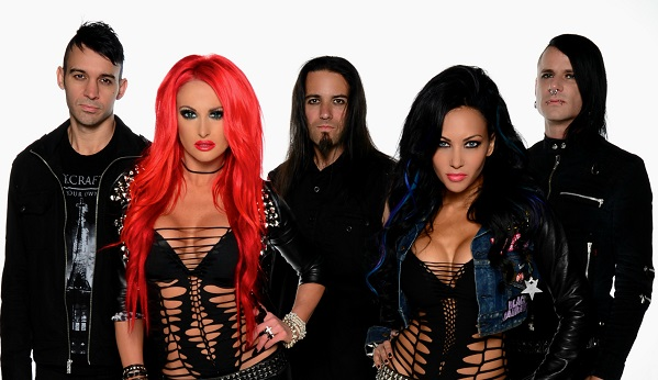 BUTCHER BABIES announced on SOUNDWAVE FESTIVAL 2015