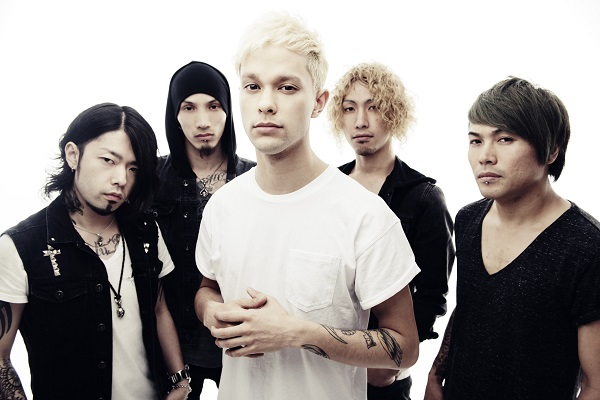 COLDRAIN announced on SOUNDWAVE FESTIVAL 2015