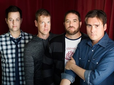 JIMMY EAT WORLD returning to Aus & NZ to celebrate 10 year anniversary of 'Futures'