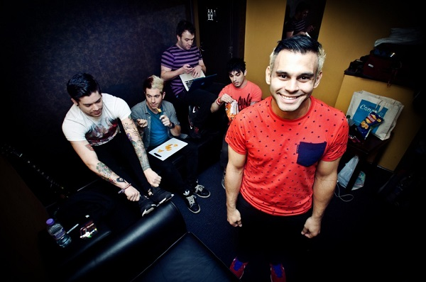PATENT PENDING announced on SOUNDWAVE FESTIVAL 2015