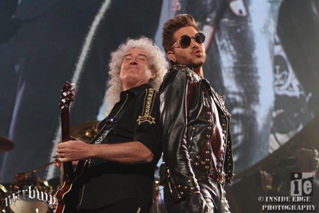 Queen & Adam Lambert – Allphones Arena, Sydney – August 26, 2014