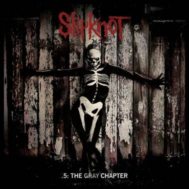 "SLIPKNOT unveil long awaited new album "".5: The Gray Chapter"""
