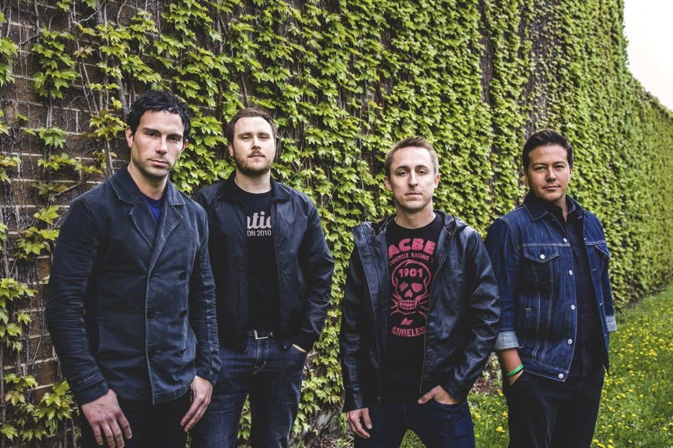 YELLOWCARD Announce New Album 'Lift A Sail'