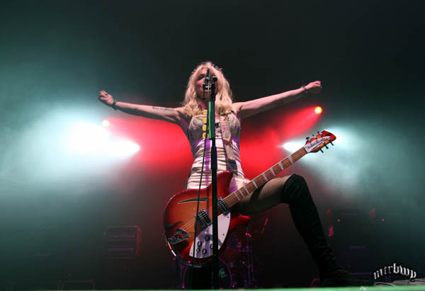 Courtney Love – The Enmore Theatre, Sydney – August 24, 2014