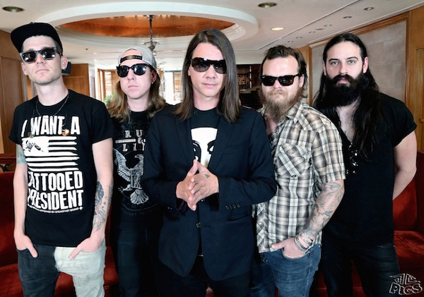 THE RED JUMPSUIT APPARATUS – American Rockers Return Down Under With Pals HAWTHORN HEIGHTS