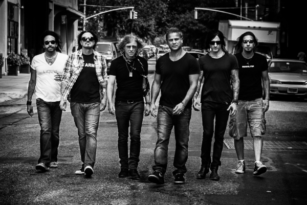"THE DEAD DAISIES share video ""Love"" with more than 5000 fans"