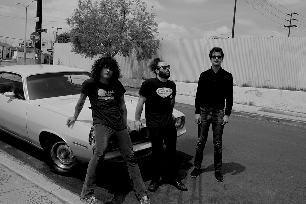 ANTEMASQUE Debut LP Gets Australian Release