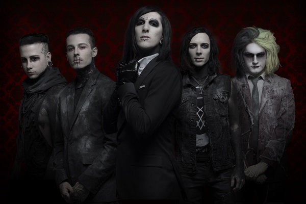 Chris Motionless of Motionless In White