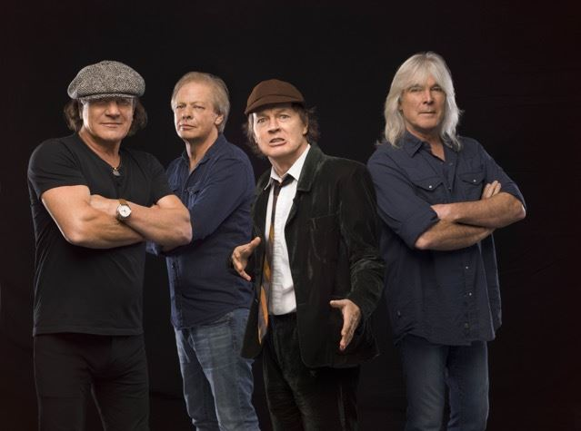 'ROCK OR BUST' – New AC/DC album first playback at The Rock in NSW
