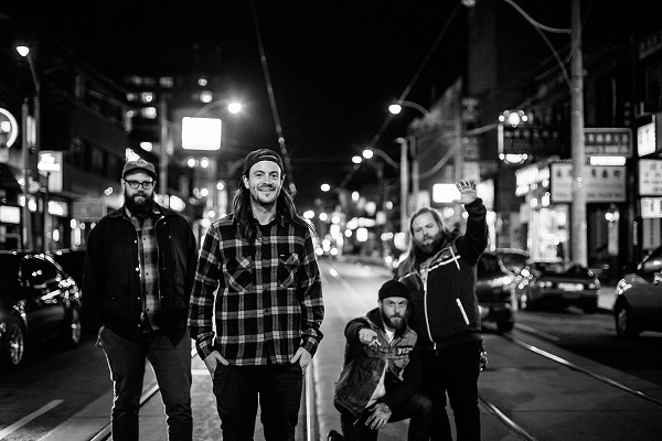 CANCER BATS Announce 'Searching For Zero'