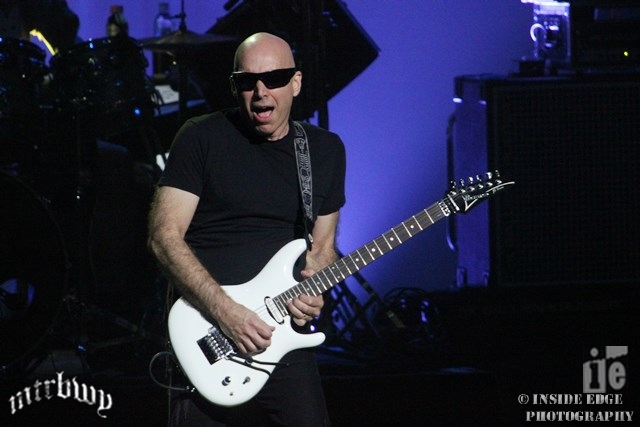 Joe Satriani – The State Theatre, Sydney – November 6, 2014