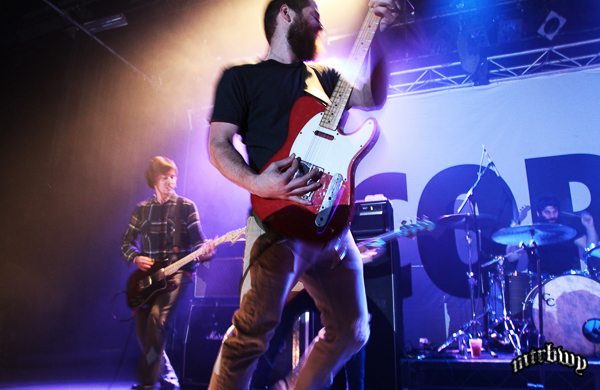Manchester Orchestra – The Metro Theatre, Sydney – November 15, 2014