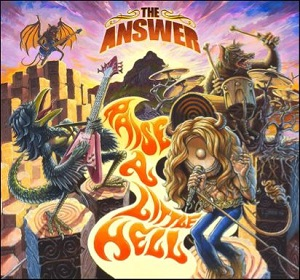 THE ANSWER Reveal Artwork & Info for New Album out March 9