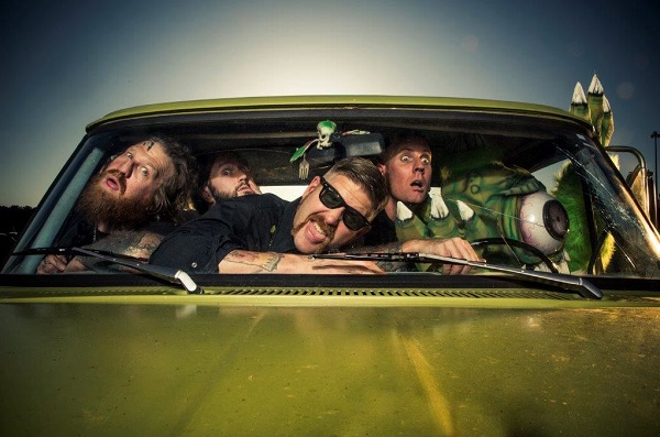 MASTODON Australian tour announced