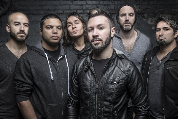 Adam 'Nolly' Getgood of Periphery