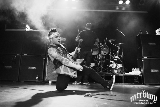 Atreyu / The Devil Wears Prada – The Factory Theatre, Sydney – February 25, 2015