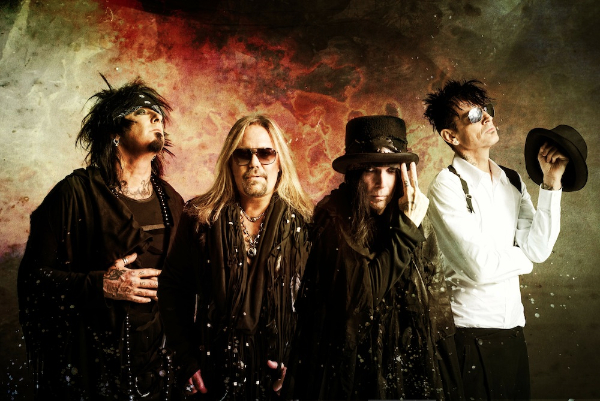 WIN a double pass to see MÖTLEY CRÜE and an AUTOGRAPHED pair of Tommy Lee signature drumsticks (CLOSED)