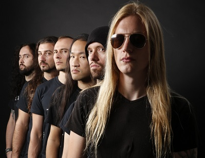 DRAGONFORCE announce DVD 'In Line Of Fire'