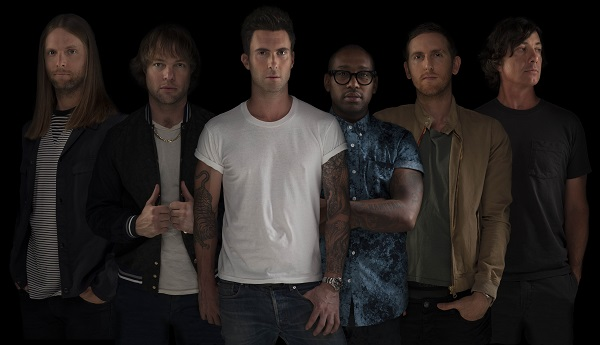 MAROON 5 World Tour heads to Australia for two shows!