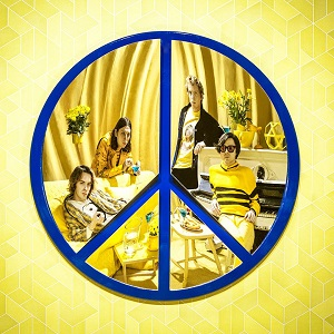 PEACE announce new album and Groovin' The Moo sideshows