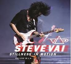 STEVE VAI Announces 'Stillness In Motion – Vai Live In L.A.', Set For Release On Friday April 10th 2015