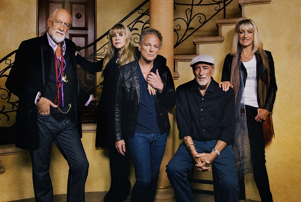 FLEETWOOD MAC – Adelaide, Sydney & Melbourne shows added to 'On With The Show' Tour!