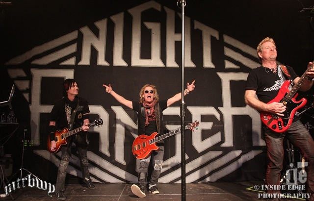 Night Ranger – O2 Academy Islington – London – March 12, 2015