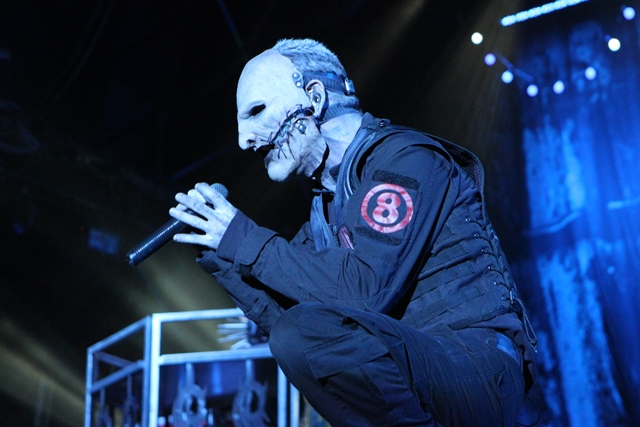 Slipknot - Photo by Inside Edge Photography