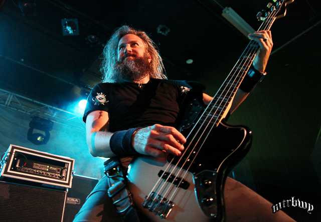 Lamb of God / Killer Be Killed – The Metro Theatre, Sydney – February 26, 2015