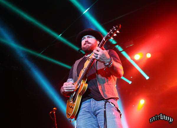 Zac Brown Band – The Hordern Pavilion, Sydney – April 1, 2015
