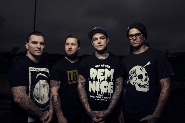 THE AMITY AFFLICTION announce documentary DVD
