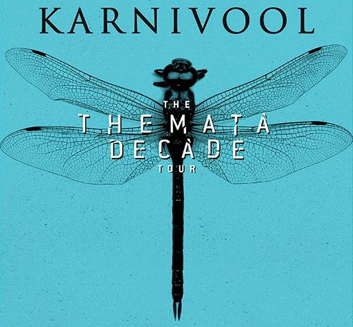 Karnivool – The Metro Theatre, Sydney – May 2, 2015