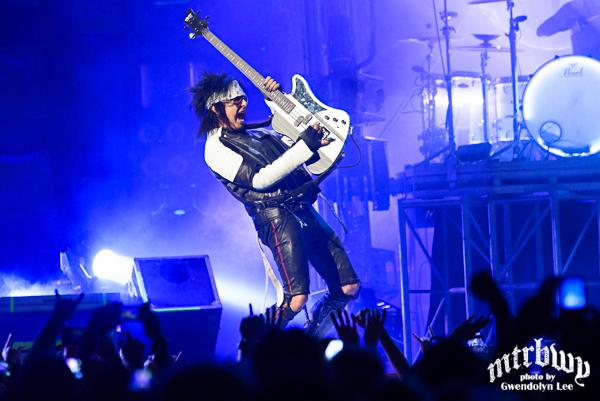 Mötley Crüe / Alice Cooper – Allphones Arena, Sydney – May 16, 2015