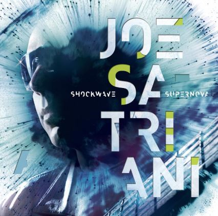 JOE SATRIANI Announces 15th Studio Album 'SHOCKWAVE SUPERNOVA', Set For Release Friday July 24th