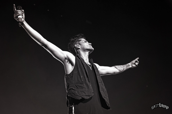 The Script – Allphones Arena, Sydney – May 1, 2015
